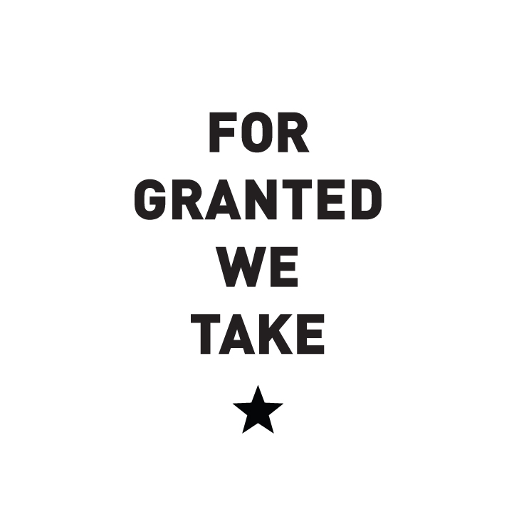 For Granted Shirt